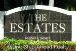 sign for Estates, The of Baywinds
