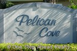sign for Pelican Cove of Baywinds