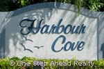 sign for Harbour Cove of Baywinds
