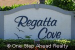 sign for Regatta Cove of Baywinds